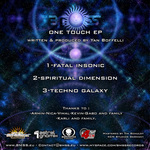 ASTRAL GNOMIX - One Touch EP (Back Cover)