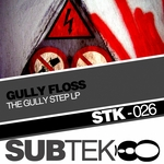 GULLY FLOSS - The Gully Step LP (Front Cover)