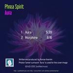 PHREA SPIRIT - Aura (Back Cover)