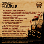 VISIONARY, Marcus - Humble (Back Cover)