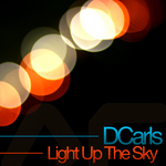 DCARLS - Light Up The Sky (Front Cover)