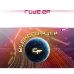 ELEKTRO PUNK - Rude EP (Front Cover)