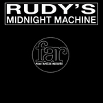 RUDYS MIDNIGHT MACHINE - Lifestyle 101 EP (Front Cover)