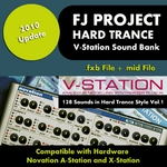 FJ Project: V-Station Sound Bank 2010 Update (Sample Pack)