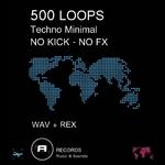 FJ Project: 500 Loops Techno Minimal (Sample Pack)