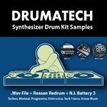 Drumatech: Synthesizer Drum Kit Samples (Sample Pack)