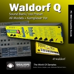Waldorf Q & Komplexer Vst Sound Bank (Sample Pack)