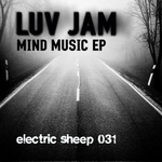LUV JAM - Mind Music EP (Front Cover)