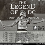 IGNITION TECHNICIAN - The Legend Of DC (Front Cover)