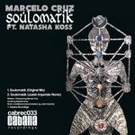 CRUZ, Marcelo feat NATASHA KOSS - Soulomatik (Front Cover)