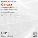 CARARA - Cannibals Wapon EP (Back Cover)