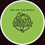 VARIOUS - Sax On The Beach (Front Cover)