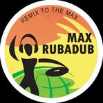 MAX RUBADUB - RubaDub Riddims (Front Cover)
