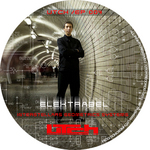 ELEKTRABEL - Interstellars Geometrics Systems (Front Cover)