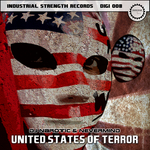 DJ NAROTIC/NEVERMIND - United States Of Terror (Front Cover)