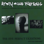 ARMY OF THE PHAROAHS - The Five Perfect Exertions (Front Cover)