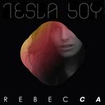 TESLA BOY - Rebecca EP (Front Cover)