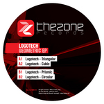 LOGOTECH - Geometric EP (Front Cover)