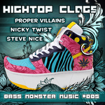 High Top Clogs EP