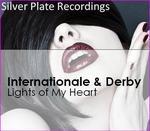 INTERNATIONALE/DERBY - Lights Of My Heart (Back Cover)