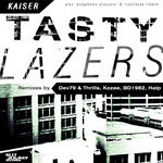 KAISER - Tasty Lazers EP (Front Cover)