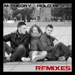 M THEORY feat GUGU - Hold Me Remixes EP (Front Cover)