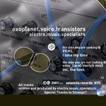 Exoplanet Voice Transistors