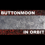 BUTTONMOON - In Orbit (Front Cover)