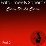 VARIOUS - Cream De La Cream: Volume 2 (Front Cover)