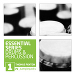 Essential Series Vol 1: Drums & Percussion (Sample Pack WAV)