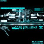 HORUS & LARRGE - Skizotechnics EP (Front Cover)