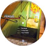 FERGUS - Subterranean Funk EP (Front Cover)