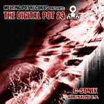 C SONIX - Adrenaline EP (Front Cover)