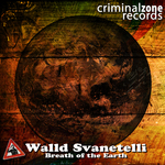SVANETELLI, Walld - Breath Of The Earth (Front Cover)