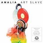AMALIA - Art Slave (Front Cover)
