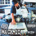 MACK 10 - The Recipe (Explicit) (Front Cover)