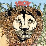 I-ROY - Heart Of A Lion (Front Cover)
