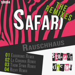 Safari (The remixes)