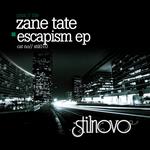 TATE, Zane - Escapism EP (Front Cover)