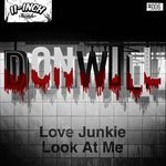 DONWILL - Love Junkie EP (Front Cover)