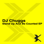 DJ CHUGGS - Stand Up & Be Counted EP (Front Cover)