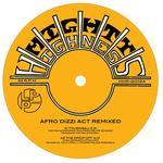 AFRO DIZZI ACT - Afro Dizzi Act (remixed) (Front Cover)