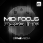 MIDI Focus: Bass Line (Sample Pack WAV/MIDI)