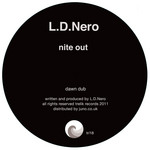 LD NERO - Nite Out (Back Cover)