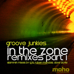 In The Zone (remixes Part 1)