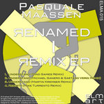 MAASSEN, Pasquale - Renamed I (remix EP) (Front Cover)