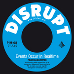 Events Occur In Realtime