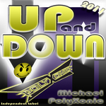 MICHAEL POLYXONIC - Up & Down (2011) (Back Cover)