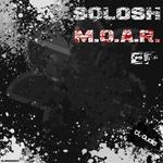 SQLOSH - Moar EP (Front Cover)