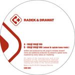 RADEK & DRAWAT - Mogi Mogi Mo (Back Cover)